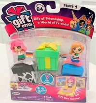 Gift Ems Series 1 Dolls + Boxes 3 Pack Berlin & Cape Town by Jakks - $14.84