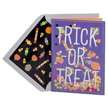 Hallmark Signature Halloween Card Candy Confetti - $7.81