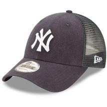 New York Yankees New Era 9Forty Trucker Mesh Navy Adjustable Snapback Ha... - $27.71