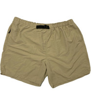 Scandia Woods Mens Size 2XL (44 X 7.5) Belted Elastic Waist Shorts Mesh ... - $18.81