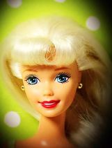 Vintage Barbie Doll Made in Malaysia (1966 Body and 1976 Head) - $20.00