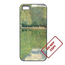 Gustav Klimt art painting Sony Z4 case Customized premium plastic phone case, - $12.86