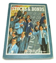 3M Bookshelf Game Stocks & Bonds Vintage 1964 - $14.84