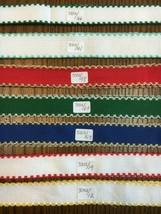 Zweigart Stitch Band 7002 Fabric Banding Needlework 16 Count Cross Stitc... - $3.50