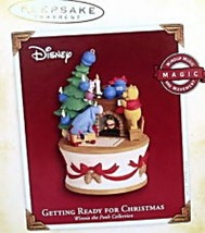 Getting Ready For Christmas  Winnie the Pooh by... - $28.04
