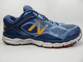 New Balance 860 v6 Size US 13 M (D) EU 47.5 Men's Running Shoes Blue M860BW6