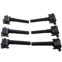 6 spark plug Ignition Coils for Plymouth for Dodge Intrepid Chrysler 199... - $77.22