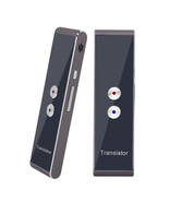 portable smart voice two way real time multi language translator - $108.00