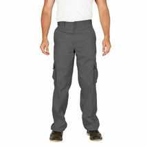 Men's Tactical Combat Military Army Work Slim Fit Twill Cargo Pants Trousers image 6