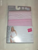Hanes Premium Hi Cut Womans 2 Pack PANTIES Sz -  8   XLarge  NIP - $6.93