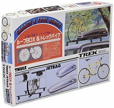 *1/24 roof BOX & Trek bikes - $21.91