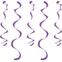 "Amethyst 18"" Dizzy Danglers, Case of 60 - $34.00"