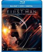First Man [Blu-ray+DVD+Digital, 2019] - $24.95