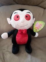 "HALLOWEEN DRACULA 2015 Brand New Plush NWT Stuffed Animal w/ Tags 12"" SU... - $9.99"