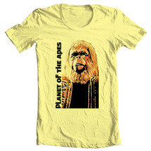 Dr. Zaius Planet of the Apes t-shirt retro vintage sci fi 70s 100% cotton tees image 2