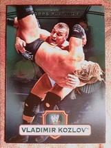 2010  TOPPS PLATINUM   #118     VLADIMIR   KOZLOV     *WWE681 - $0.99