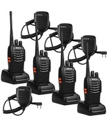 Retevis H-777 2 Way Radio UHF Flashlight CTCSS/DCS Handheld Radio 16CH W... - $79.22
