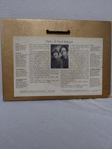 Sunday Night by Peter and Traudi Markgraf Wood Plaque Signed Art Work Print image 2