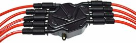 95-07 V6 Chevy GMC VORTEC Distributor Plug Wires Ignition Coil & Module 4.3L 262 image 9