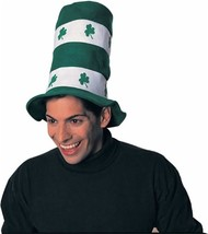 St. Patricks Stove Top Hat new by rubie - $12.86