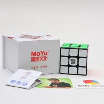 MoYuWeiLong GTS V2 3x3x3 Magic Cube Twisty Puzzle for Intelligence Toys Black - $25.63