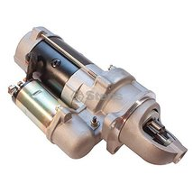 "Stens 435-933 Mega Fire Electric Starter, 12 V, 10 Teeth, 13-1/4"" Length... - $181.08"