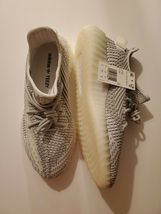 Adidas Yeezy Boost 350 V2 Static EF2905 size 12 non reflective 100% authentic image 4