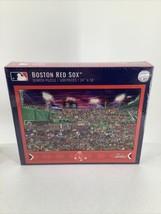 "New Boston Red Sox Search Puzzle 500 Pieces 24"" X 18"" Joe Journeyman - $14.01"