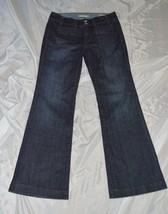 Womens GAP Denim Blue Jeans ~ Sz 6 ~ Curvy ~ Stretch - $19.79