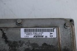 06-08 Honda Civic 1.8 M/T ECU PCM Engine Computer & Immobilizer 37820-RNA-A09 image 2