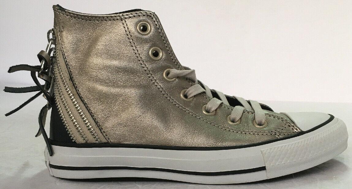 Converse All Star Tri Zip Women's Casual Shoes Portrait 544919C US Size 6 - $44.54