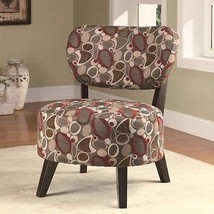 Coaster 900425 - Accent Seating Chair with Padded Seat - Oblong Pattern - $203.98