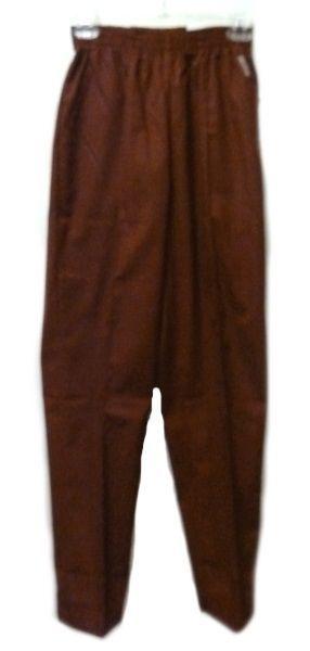 Scrub Set Mixed Lot Leaves Jacket Cinnamon Scrub Pants Bottoms Small New image 8
