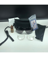 UVEX BY SPERIAN safety glasses kit goggles lens carrier XC genesis eyewe... - $27.72