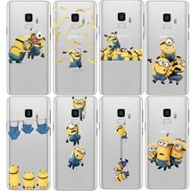 Cartoon TPU Case For Samsung Galaxy A5 J2 J3 J5 J7 A3 Note 8 S5 S6 S7 Edge 2016  - $9.98