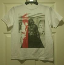 New Star Wars Darth Vader Stormtroopers Youth Medium Sci Fi T-shirt - $8.91