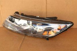 11-13 Kia Optima Headlight Lamp Halogen Driver Left LH image 3