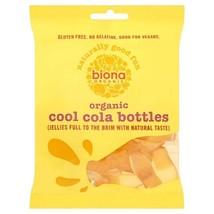 Biona Organic Cool Cola Bottles 75g - $6.02
