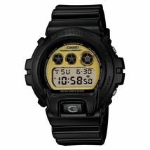Casio G-Shock Big Face Digital Men's Watch Rubber Band DW-6900PL-1ER Black - $138.32