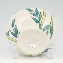 Tepco China Bamboo 4 Piece Breakfast Set Cup & Saucer, Oatmeal Bowl, Plate 2813 image 6