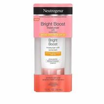 Neutrogena Bright Boost Facial Moisturizer with Broad Spectrum UVA/UVB SPF 30 Su - $18.69