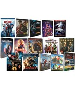 Marvel DVD [You Pick] Avengers Captain America Thor Iron Man Guardians A... - $6.97+