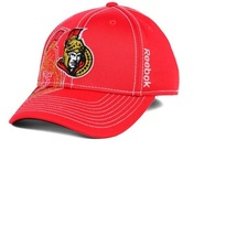 NEW NHL Ottawa Senators Reebok Draft Spin Flex Fit Cap Size L/X - $5.00