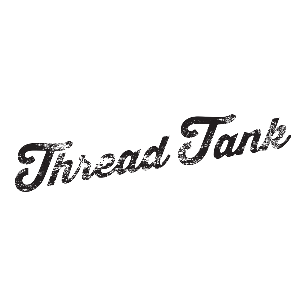 Thread Tank Dachshund Dog Silhouette Women's Slouchy 3/4 Sleeves Raglan Sweatshi
