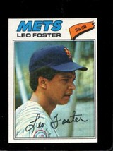 1977 TOPPS #458 LEO FOSTER NM METS  *X3813 - $1.73
