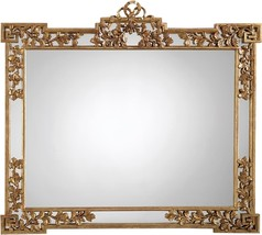 Wall Mirror DAVID MICHAEL REFLECTIONS Oak New Hand-Carved - $6,039.00
