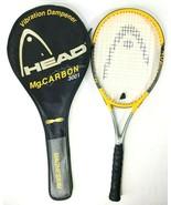 HEAD Magnesium Carbon 3001 Tennis Racket Oversized Vibration Damper w/ C... - $28.98