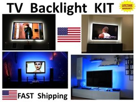 "LED & LCD Flat Screen TV BACKLIGHTING - fits Vizio 37"" 40"" 42"" 50"" 52"" 5... - $38.61+"