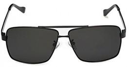 Heartisan Vintage Rectangular Polarized Driving Anti-UV Sunglasses For Mens-C2 - $25.38