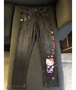 Helly Kitty Jeggings - Girls Size XL (14-16) - $12.00